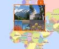 Храмы, церкви, монастыри Пятигорска и С.-Кавказского ФО