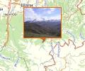 Гора Чайляхканчи