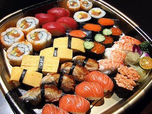 Где заказать суши на дом в Пятигорске? Доставка суши в Пятигорске