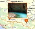 Озера Северо - Кавказского федерального округа
