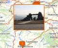 Памятные места Северо - Кавказского ФО