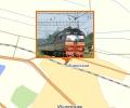 Железнодорожная станция Ищерская