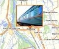 Станция Муртазово — город Терек