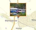 Станция Палагиада — город Михайловск