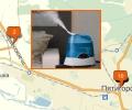 Где купить увлажнитель воздуха в Пятигорске?