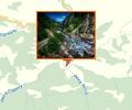 Памятник природы Ущелье реки Асса