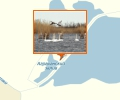 Государственный природный заповедник федерального значения под названием Аграханский