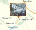 Гергебильская ГЭС