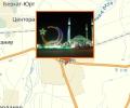 Мечеть имени Аймани Кадыровой г. Аргун
