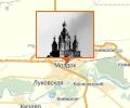 Храм Успения Божьей Матери г. Моздок
