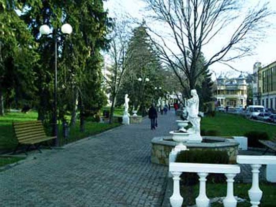 Какая улица в Пятигорске самая длинная?