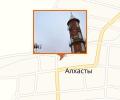 Мечеть в Алхастах
